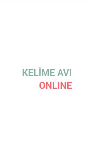 Kelime Avı Online