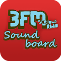3FM Soundboard App icon