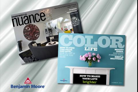 Benjamin Moore Publications- screenshot