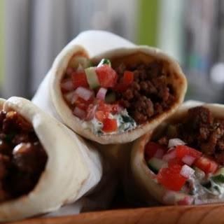 Greek Taco.