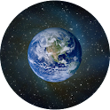 Earth Free 3D Live Wallpaper icon