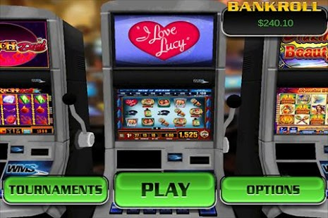 I Love Lucy - Slot- screenshot thumbnail