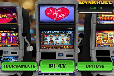I Love Lucy - Slot- screenshot