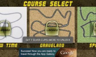 Screenshot of Drift Racer