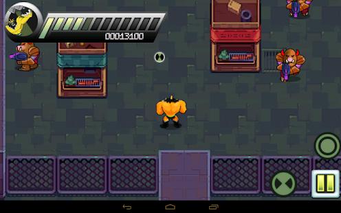 Ben 10 Omniverse Android apk