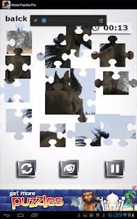 Horse Puzzles Pro