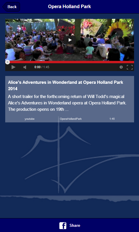 Opera Holland Park- screenshot