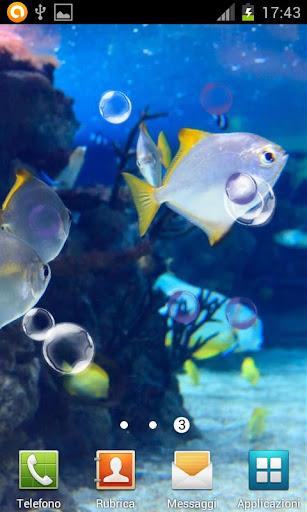水族館高清動態壁紙