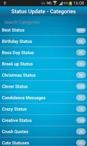 Status Quotes 2015
