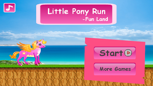 Little Pony Run
