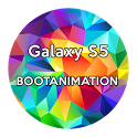 Galaxy S5 Bootanimation CM12 icon