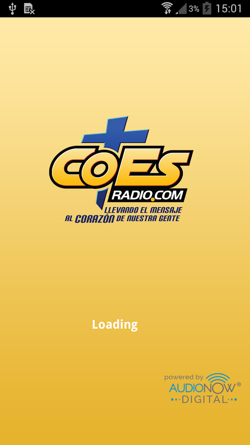 CoEs Radio- screenshot