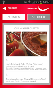 redchili.net – Miniaturansicht des Screenshots