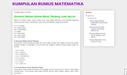 Download Rumus Matematika Sd Apk On Pc Download Android Apk Games Amp Apps On Pc