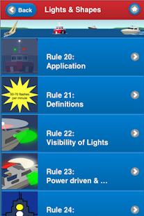 Navigation Rules Inland- screenshot thumbnail