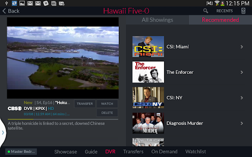 DISH Anywhere- screenshot thumbnail