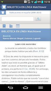 JW Podcast (español)- screenshot thumbnail