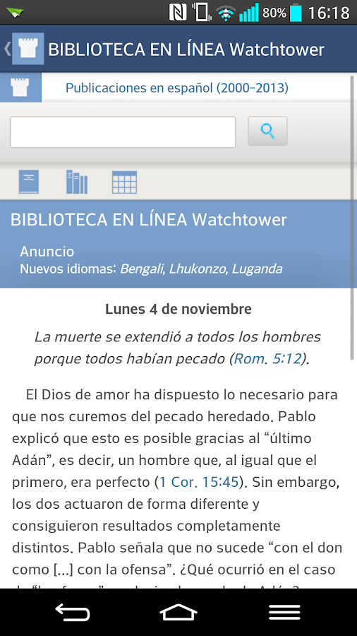 JW Podcast (español)- screenshot
