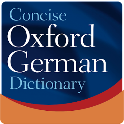 CONCISE OXFORD GERMAN DICT