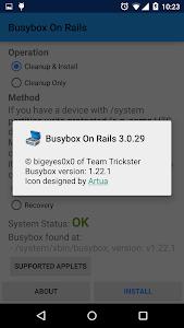 Busybox On Rails v3.2.31