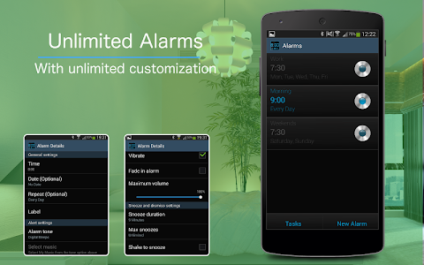 Digital Alarm Clock v8.7.3