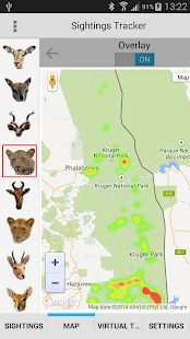 Sightings Tracker- screenshot thumbnail
