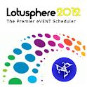 Lotusphere 2012 Scheduler logo