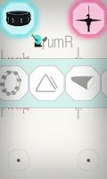 Screenshot of Drumr Drum Set Free