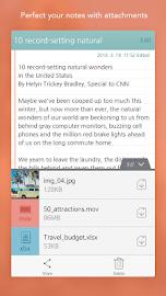 SomNote - Beautiful note app Screenshot 12