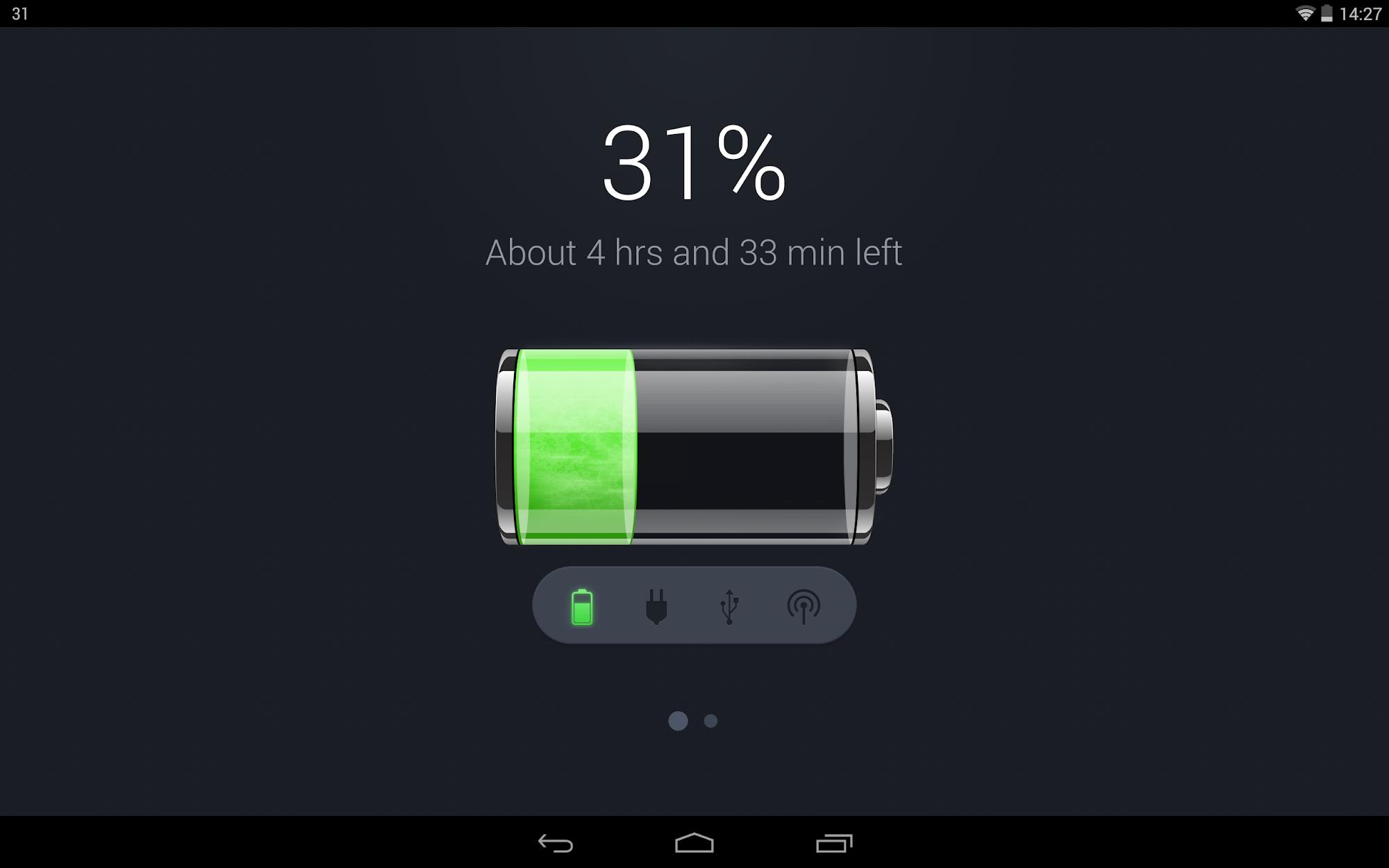 Battery screenshot #12