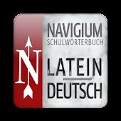 Latein-Deutsch Schulwörterbuch