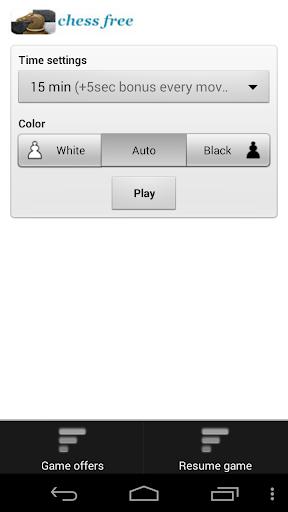Chess Free (Offline/Online) 3.1 screenshots 6