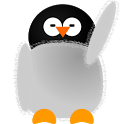 TamaWidget Penguin *Ad support icon