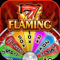 Flaming Jackpot Slots icon