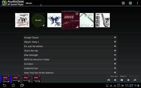 AudioZest 3D Music Player v2.82 (Pro)
