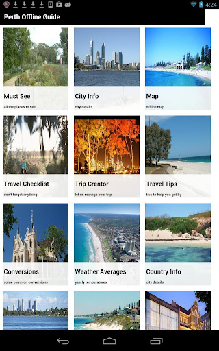 Perth Offline Travel Guide