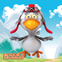 Fly Chooky Fly Flappo Chicken FREE icon
