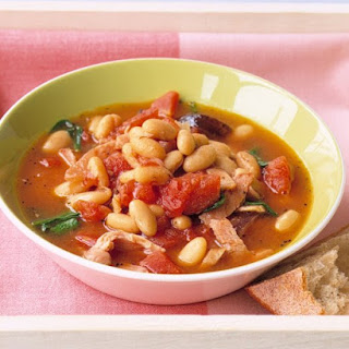 Ham or Lamb Bean Soup.