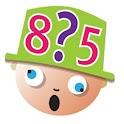 Bumbers Numbers Guess logo