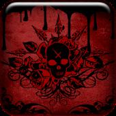 Skull Roses Theme