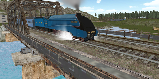 Train Sim 트레인 심