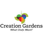 Creation Gardens App