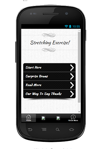 Stretching Exercise Guide