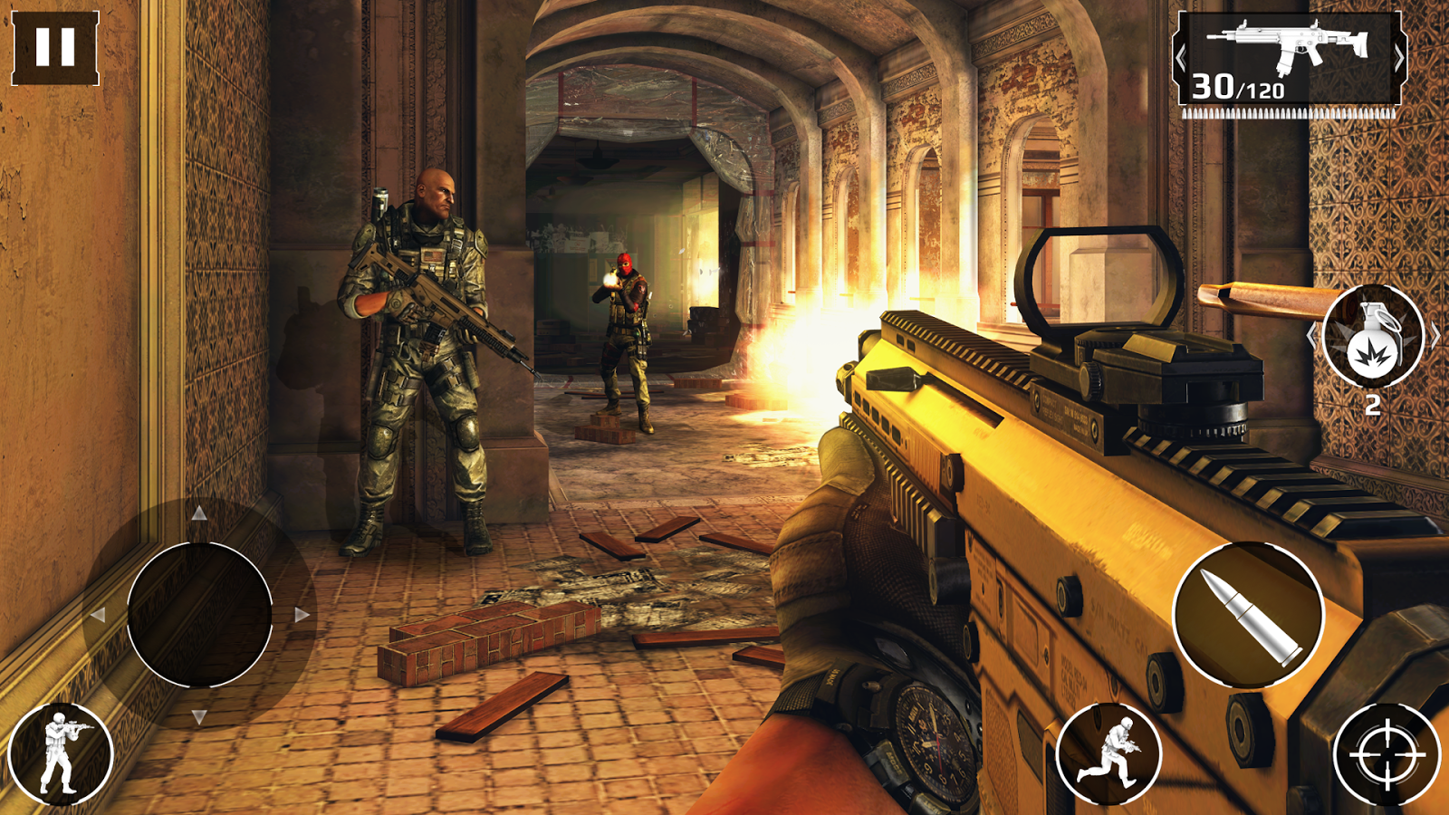 Modern Combat 5 eSports FPS- screenshot