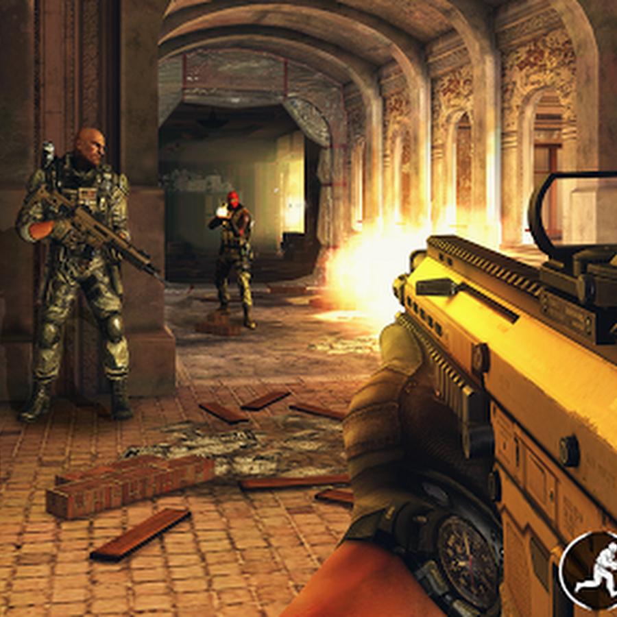 Modern Combat 5 Blackout 2.0.1b GOD MOD APK