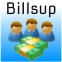 Billsup - split group expenses icon