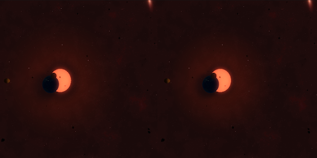 Solar System VR- screenshot thumbnail