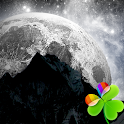 GO Launcher EX Cosmos Moon 2 icon