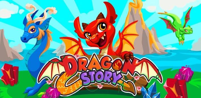 Dragon Story (История Драконов) скачать игру на андроид