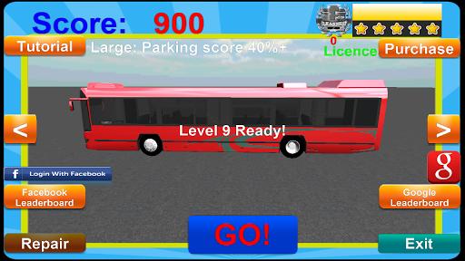 Bus Challenge 3D